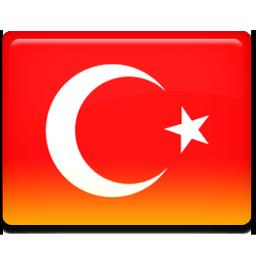 Flag, Turkey Icon