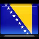 Bosnian, Flag Icon