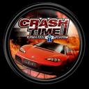Autobahn, Crash, Pursuit, Time Icon