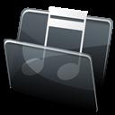 Dock, Folder, Hp, Music Icon
