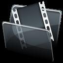 Dock, Folder, Hp, Video Icon