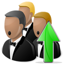 Network, Up Icon