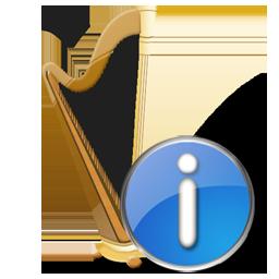 Info, Recyclebin Icon