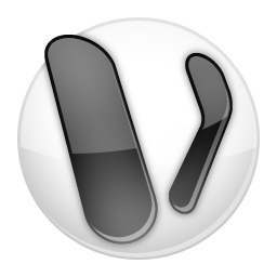 v, Visio Icon