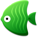 Greenfish Icon