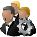 Config, Network Icon