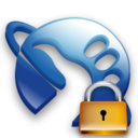 Hitchhikeguidetogalaxy, Lock Icon