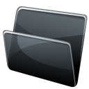Blank, Dock, Folder, Hp Icon