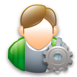 Config, Hitchhikeguidetogalaxy Icon