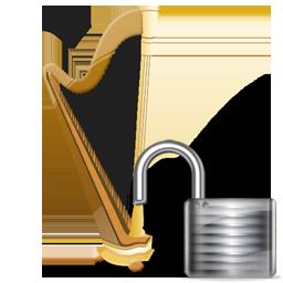 Recyclebin, Unlock Icon