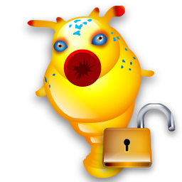 Hitchhikeguidetogalaxy, Unlock Icon