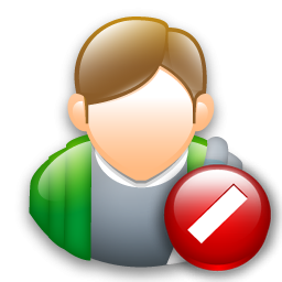 Cancel, Hitchhikeguidetogalaxy Icon