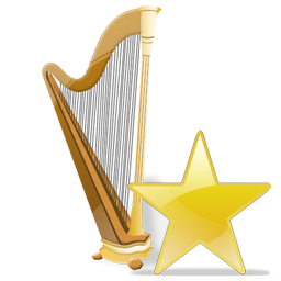 Recyclebin, Star Icon