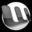 v, Word Icon