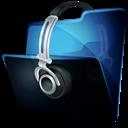 Foldermusic Icon