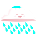 Cloud, Sour Icon