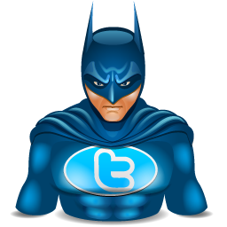 Batman, Twitter Icon