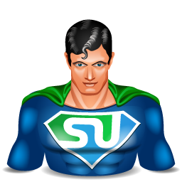 Stumbleupon, Superman Icon