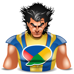 Buzz, Wolverine Icon