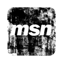 Logo, Msn, Square Icon