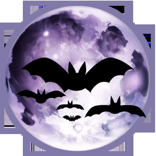 Full, Moon Icon