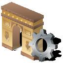 Arcodeltriunfo, Config Icon