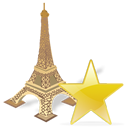 Star, Torreeiffel Icon