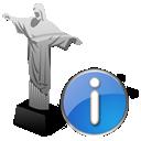 Cristoredentor, Info Icon