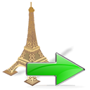 Next, Torreeiffel Icon