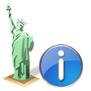 Estatuadelalibertad, Info Icon