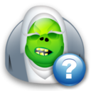 Help, Hitchhikeguidetogalaxy Icon