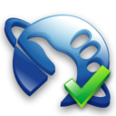 Hitchhikeguidetogalaxy, Ok Icon