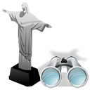 Cristoredentor, Search Icon
