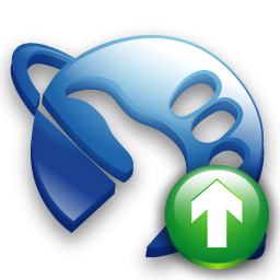 Hitchhikeguidetogalaxy, Up Icon