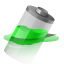 Power, Save, Settings Icon