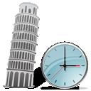 Clock, Torredepisa Icon