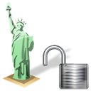 Estatuadelalibertad, Unlock Icon