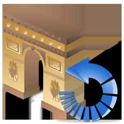 Arcodeltriunfo, Reload Icon