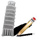 Torredepisa, Write Icon