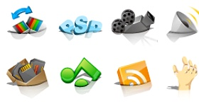 Drifting Icons