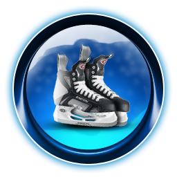 Christmas, Dooffy, Ice, Ikony, Skate Icon