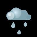 Darkcloud, Day, Heavyrain Icon