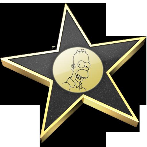 Homer, Imovie Icon