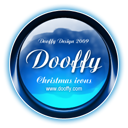 Christmas, Design, Dooffy, Ikony Icon