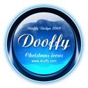 Christmas, Design, Dooffy, Ikony Icon