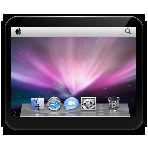 Desktop, Sidebar Icon