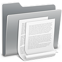 3d, Documents Icon