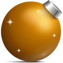 Ball, Golden Icon