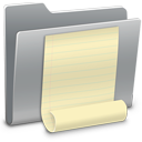 3d, Notes Icon