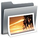 3d, Photos Icon